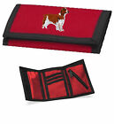 Welsh Springer Spaniel Wallet Embroidered by Dogmania