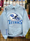 Tennessee TITANS: Light BLUE Sweatshirt HOODIE  M, L, XL, 2XL, $34.99 USD on eBay