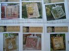 Little House Needleworks-All Dolled Up Holiday Ornaments #1-12
