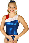 NEW!! Bravo USA Gymnastics Leotard by Snowflake Designs