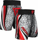 Rdx Pro Fleece Shorts Ufc Mma Gym Bottoms Mens Sports Gym Pants Boxing Running B