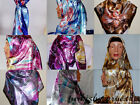"AWESOME ITALY DESIGN TURKISH SILK SATIN 37X37"".SQU.SCARF/HIJAB/TURBAN/SHAWL"