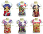 Ladies Vintage Japanese Manga Anime Hentai Cartoon Tokyo T-shirt Adult All Sizes
