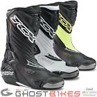 TCX S-R1 LEATHER MOTORCYCLE MOTORBIKE CE APPROVED SPORTS RACING BOOTS GHOSTBIKES