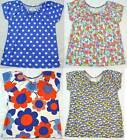 Mini Boden girls cotton short sleeve 'pretty' top t-shirt  age 2 - 14 years
