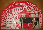Liverpool Home Programme's 1991-1992 Div 1 + Cup's