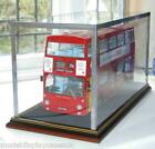 1:24 ROUTEMASTER DMS LONDON BUS - GLASS DISPLAY CASE ONLY