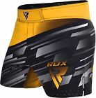 RDX MMA Shorts Training Grappling Short Kick Boxing Mens Trunks UFC Cage Fight y