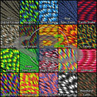 550 LB Paracord 7 strand parachute cord Craft Rope Atwood Brand 100ft lengths