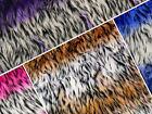 "Faux Fur Long Pile ISLAND FOX Fabric / 60"" Wide / Sold by the Yard"