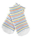 NWT Gymboree BY THE SEASHORE Striped Slipper Layette Socks 3-6 Months