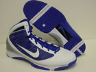 NEW Mens NIKE Hyperize TB 367181 114 White Blue Basketball Sneakers Shoes
