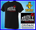 EVOLUTION THUNDERCATS  T-SHIRT  FUNNY  TEE T SHIRT