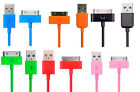 3M LONG Metre meters USB Sync Data Charger Lead CABLE for iphone 4 ipod ipad 2