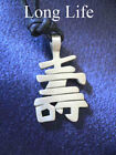 Chinese Character Good Luck  Necklace..6 styles to choose from