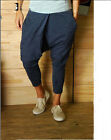 New Men Trendy Stretchable Harem Casual Trousers Pants Breathable Trousers