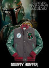 Marc Ecko Star Wars Boba Fett School Varsity Jacket Limited Edition RARE!