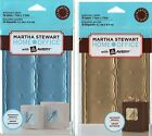 Kyпить Martha Stewart Home Office Avery Embossed Square 18 - Labels 1 5/8