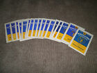 Mansfield Town home programmes 1963-64 Div3