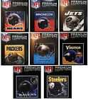 CHOOSE TEAM Set 10 Pk Coasters New Official NFL Premium Cup Mug Drink Football * on eBay