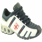 NEW BOYS LACE UP RUNNING TRAINERS CASUAL SKATE SCHOOL SHOES BOOTS SIZES 13-6 UK