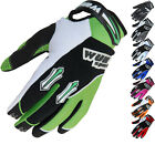 Wulf Stratos Cub Motocross Gloves Off Road Enduro MX Children Kids Junior Youth
