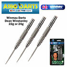 Winmau Dean Winstanley 90% Tungsten Darts - Available in 22g or 24g