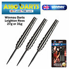 Winmau Leighton Rees 85% Tungsten Darts - Available in 27g or 31g.