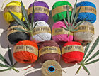 Hemp Twine, 100% Hemp Cord  130 Metre  (430 ft)   BALL x 1MM  Macrame-Crafts