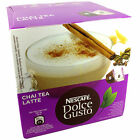 NESCAFE DOLCE GUSTO - CHAI TEA LATTE (Chai Tea w/ Milk)-(6-24 Capsules) CHEAPEST