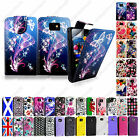 FOR SAMSUNG GALAXY S2 S II i9100 NEW STYLISH LEATHER FLIP CASE COVER+FREE GUARD