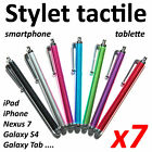 Lot Accessoire Stylet Ecran Tactile Samsung Galaxy Note Note 2 Note 2 / 3 10.1