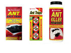 ANTS INSECT PEST CONTROL BAIT TRAY TRAPS ANT KILLER POWDER