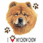 Chow Chow Love  Ladies Tank Top Pick Your Size