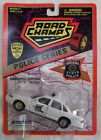 1:43 SCALE POLICE CAR REPLICAS by Road Champs - Various Designs - Brand New