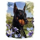Doberman Pinscher Tamara Burnett Hood Sweatshirt & Sweatpants Pick Your Size
