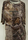 NEW Mens REEBOK Dallas COWBOYS RealTree Camo Speed Wick T-shirt NFL Apparel