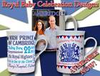 ROYAL BABY MUGS TO CELEBRATE THE BIRTH OF HRH PRINCE GEORGE OF CAMBRIDGE