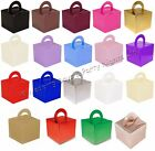 50 Favour Boxes Cake Box Helium Balloon Weight Wedding Engagement Birthday Party
