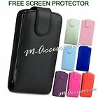 FLIP CASE POUCH PU LEATHER COVER FOR SAMSUNG GT-S5830 S5830i S5839i GALAXY ACE