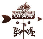 SWEN Products MONTANA STATE BOBCATS Steel Weathervane