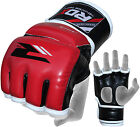 Auth RDX MMA UFC Grappling Gloves Fight Boxing Punch Bag Kick Muay Thai Gym US