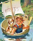 Little Pirates Boy & His Puppy Quilt Block Multi Sizes FrEE ShiPPinG WoRld WiDE