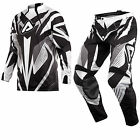 Acerbis 2013 Impact Gear Black Pants Jersey MX Riding SX EXC RMZ CRF YZF KXF NEW