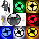 5M/10M/15M/20M 3528/5050 RGB DC12V SMD LED Strip Light Waterproof IP65 X'mas UK