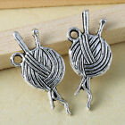 20pcs Tibetan Silver Beautiful cute Charms Pendants jewelry accessory kp0447