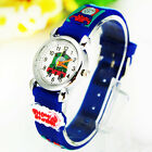 Hot ! New Thomas and Friends Children Kids Cartoon Quartz Wrist Watches , C10