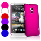 Hybrid Hard Case Cover For HTC One Max T6 + Screen Protector