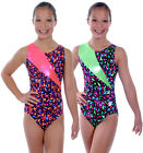 NEW!! Broken Glass Gymnastics Leotard by Snowflake Designs