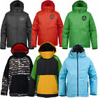 Burton Boys Amped Jacket Kinder Snowboardjacke Winterjacke Funktionsjacke Jacke